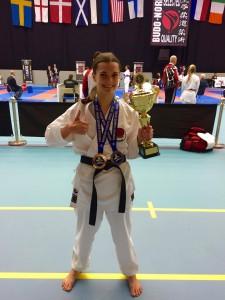 KAI_2016_Maria_Helga_Gudmundsdottir_Swedish_open_karate